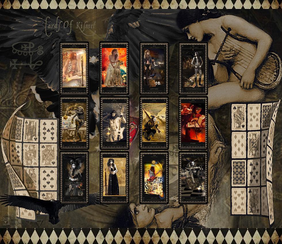 Cards Of Kismet