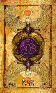 Alchemist Tarot Revealed - Ace Cycles