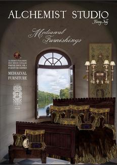 Alchemist Publishing Studio 2012 Medieval Furniture Catalog