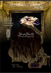 Alchemist Publishing Studio 2012 Luxurious Sanctuary Catalog
