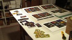 Tarot Decks in Production