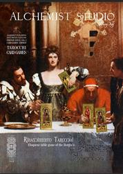 Alchemist Publishing Studio 2012 Tarocchi Card Games Catalog