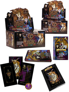 Alchemist Tarot Counter Display