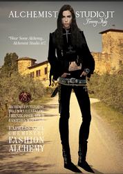 Alchemist Publishing Fashion Alchemy Catalog 2012