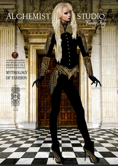 Alchemist Publishing Studio 2012 Mythology of Fashion Catalog