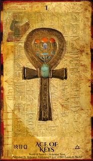 Alchemist Tarot Revealed - Ace Keys