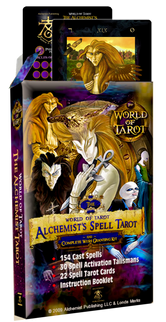 The Alchemist's Spell Tarot & Wish Granting Kit