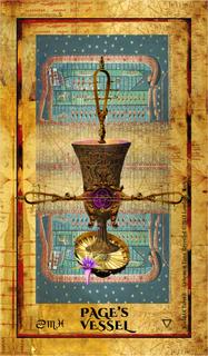 Alchemist Tarot Revealed - Ace Vessels