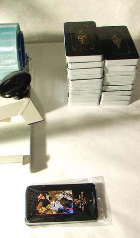 Alchemist Tarot Decks in Production