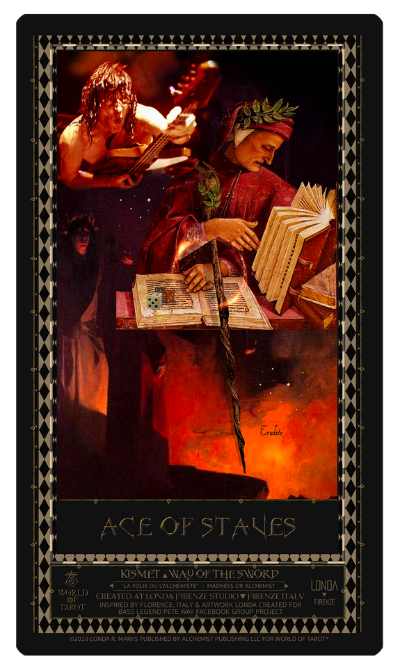 Ace Of Staves