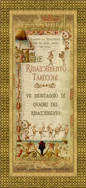 Rinascimento Tarocchi Intro Card