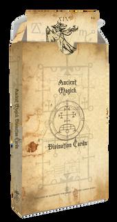Ancient Magick Divination Cards $39