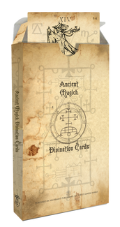 Ancient Magick Divination Cards