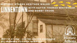 [SOLD OUT] Historic African American Neighborhoods of Athens: Linnentown