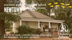 Historic African American Neighborhoods of Athens: Newtown