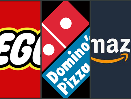How Lego, Domino's and Amazon used the 2008 recession as permission to make bold moves
