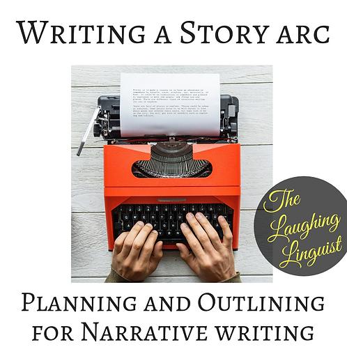 Story Arcs - Narrative Writing - The Lau