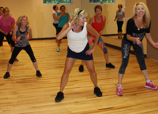 Why I love teaching Zumba