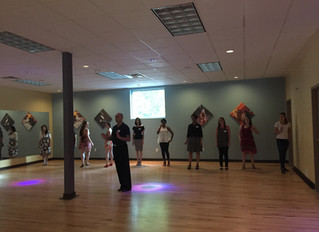 St. Louis Bloggers Danced the Night Away At Majestic Dance Studio