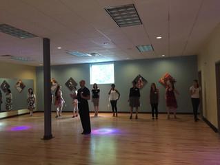 St. Louis Bloggers Danced the Night Away At Majestic Dance Studio