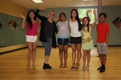 kids ballroom group class St. Louis