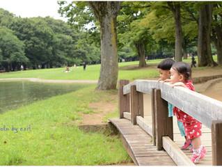 キッズ無料撮影会:代々木公園