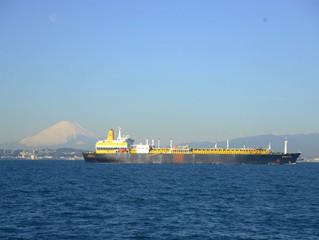 伊豆大島のすゝめvol.5: 船と海と富士山編