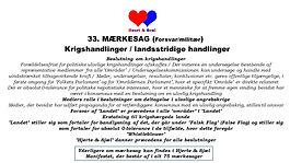 33_MÆRKESAG_Heart & Soul_'Hjerte & Sjæl'