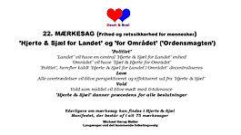 22_MÆRKESAG_Heart & Soul_'Hjerte & Sjæl'