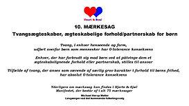 10_MÆRKESAG_Heart & Soul_Tvangsægteskabe