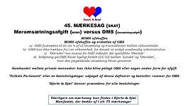 45_MÆRKESAG_Heart & Soul_'Hjerte & Sjæl'
