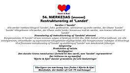 54_MÆRKESAG_Heart & Soul_'Hjerte & Sjæl'