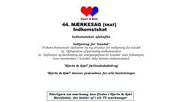 44_MÆRKESAG_Heart & Soul_'Hjerte & Sjæl'