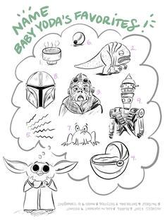 Star Wars Fan Name Game