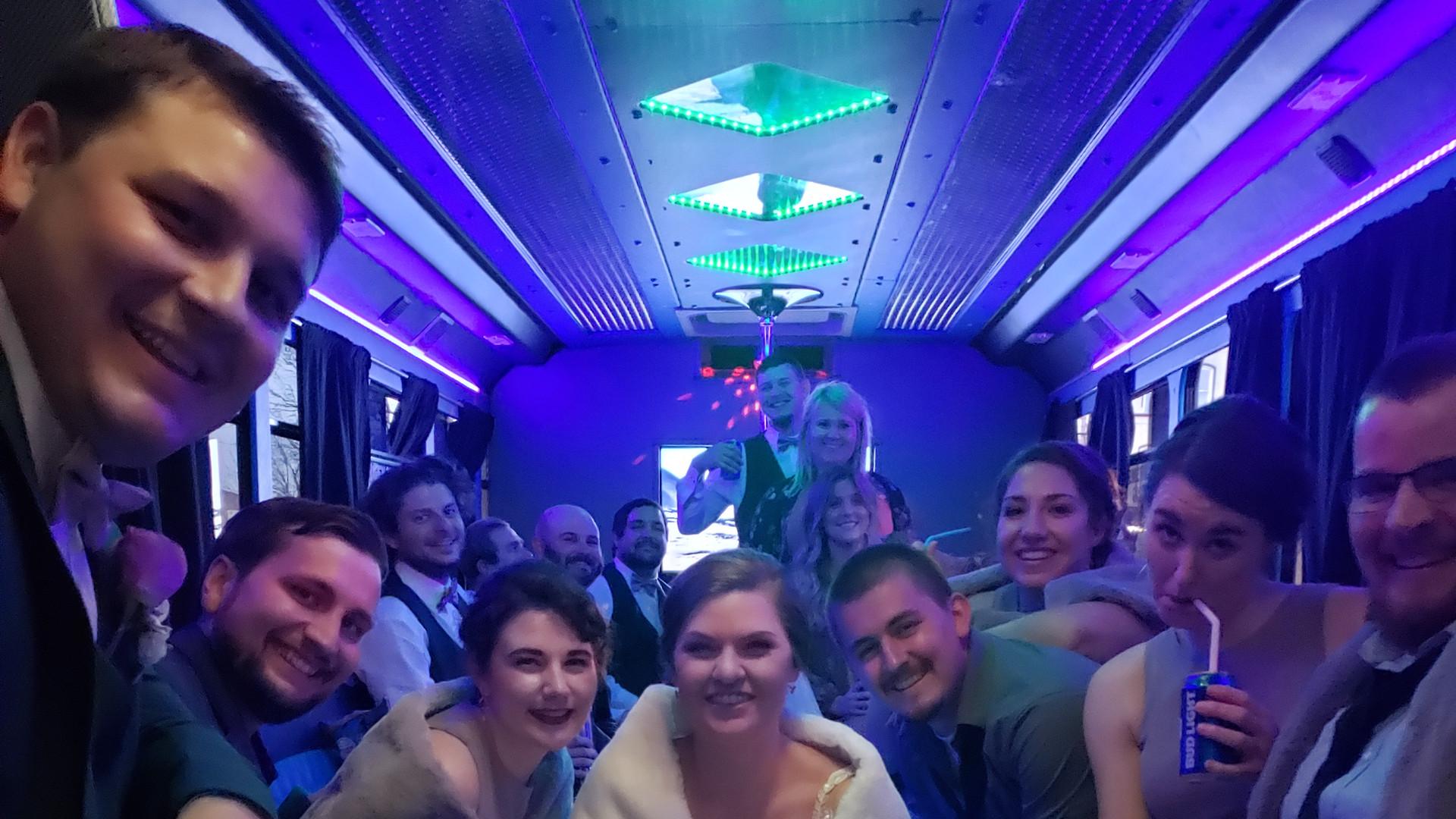 party bus st. louis