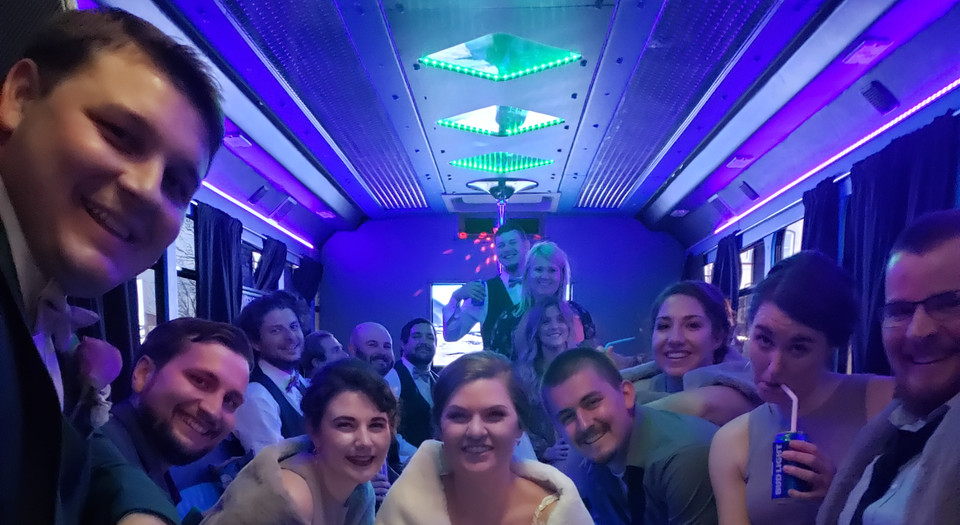 party bus st. louis