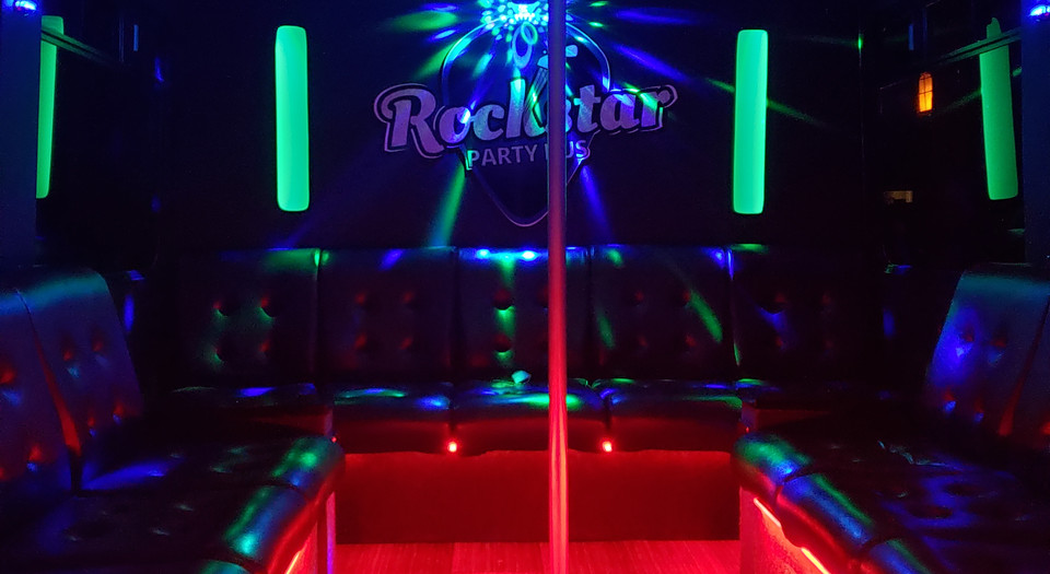 Party Bus Rental St Louis | Hire Party Bus