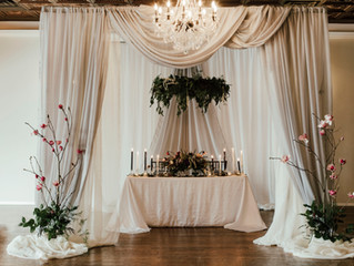 Moody+ Romantic Wedding!