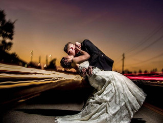 Andrew and Megan's Wedding was featured in INK KC Magazine!