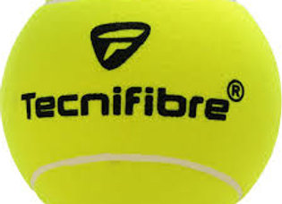 Tecnifibre can of 3 balls