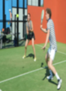 Calgary padel tennis