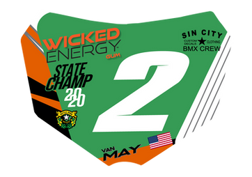 Sin City Plate