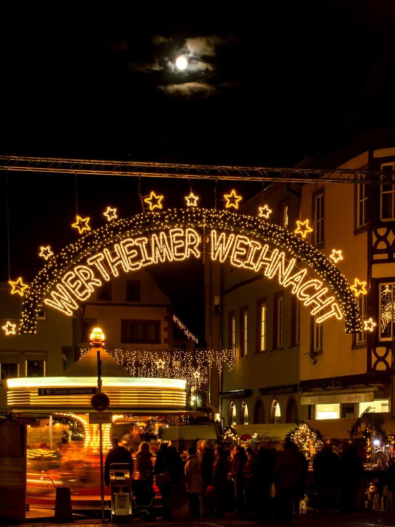 Weihnachten in Wertheim