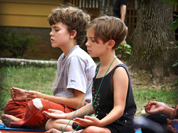 Isha Yoga for Children--meditation