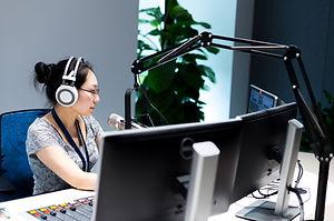 Perfectune FM voiceover DJ Alice