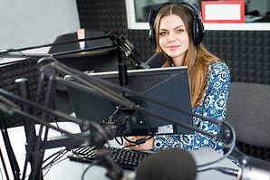 Perfectune FM voiceover DJ Emma
