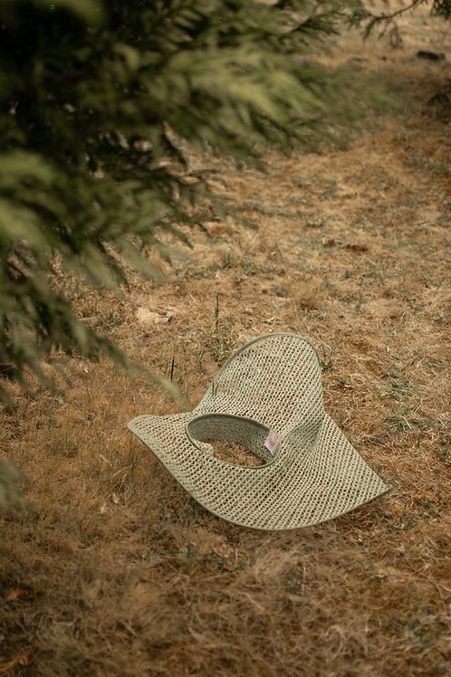 Chapéu feito à mão
