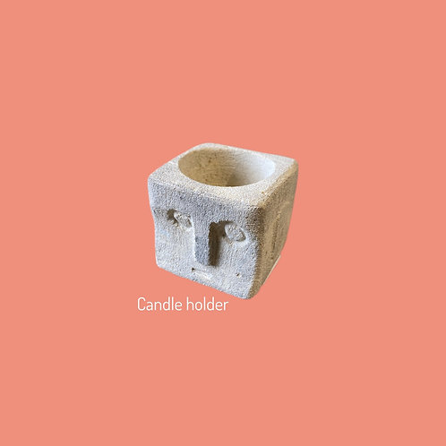Candle holder Ray - Natural