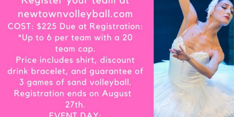 NT Dance Volleyball Tournament