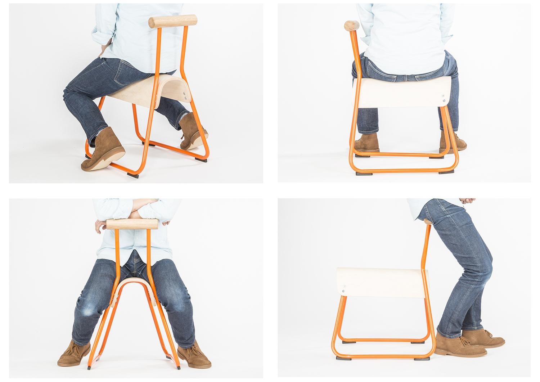 Saddle Seat 4